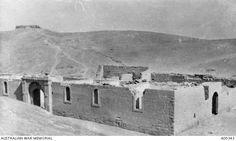 The ruins of the Good Samaritan Inn. Ottoman Empire: Palestine, Talaat ed Dumm, August 1918 Good Samaritan, Ottoman Empire, Palestine, Egypt, Horses, Good Things, Photos, Painting, Stupid