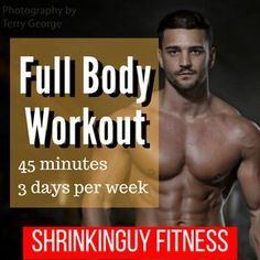 A great 45 minute, full body workout that balances upper, lower, push and pull exercises to give you a strong, lean physique.