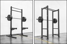 Can't decide to buy a power rack or squat stands for your garage gym? What's the problem? price? space? read this article to help you decide.