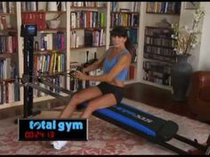 Rosalie Brown's Total Gym in 60 Seconds