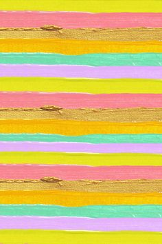 Pretty pastel pattern. #Colorful
