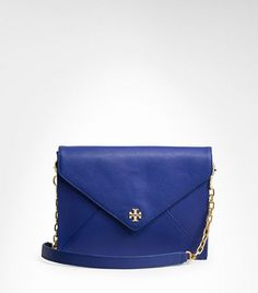 robinson envelope clutch - tory burch.  I believe this is on sale on her site right now.