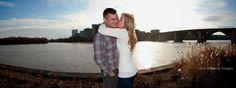 Engagement Portraiture Location: Washington, DC Photo by Chris Kennedy Nikon D800 Chris Kennedy Images