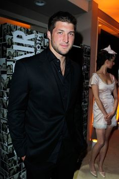 Tim Tebow (March 1, 2012) In Which Tim Tebow Is the Vanity Fair Oscar Party M.V.P.