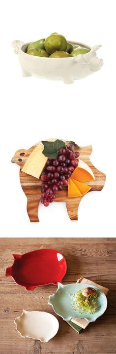 Pig Fruit Bowl | dot