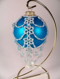 Hot Air Balloon Ornament No. 9