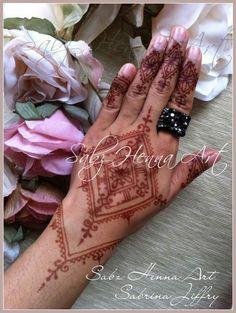 Henna by Sabz Henna Art