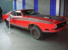 Titel: Bond in Motion 1971 Ford Mustang Mach 1 Quelle: Katherine Tompkins auf flickr.com