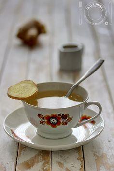 O đumbiru i čaj od đumbira