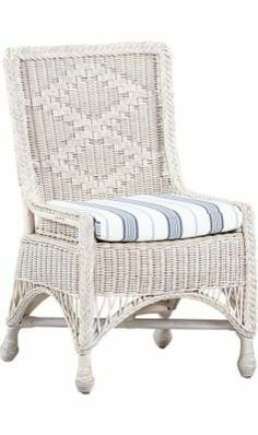 Havertys Wicker Dining Chairs
