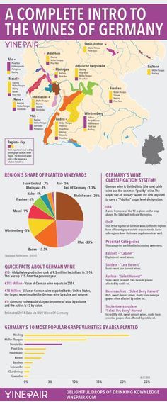 A Complete Introduction to the Wines of Germany