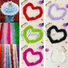 2m marabou feather boa for #fancy dress #burlesque party wedding prom diy #decor,  View more on the LINK: http://www.zeppy.io/product/gb/2/231818690335/