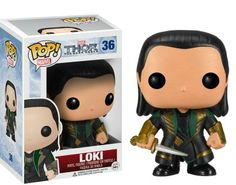 The new Thor 2 Funko Pop Loki  XD  I preordered mine this time