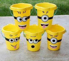 minioncraft - bucket