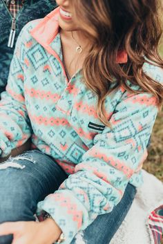 Haute Off The Rack, New Orleans blogger, Louisiana blogger, women's fashion, Southern Marsh Women's Fleece, Fall Fashion, Cozy Fashion, Southern Marsh Collection, Fall Style