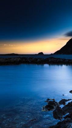 Lake Landscape #iPhone #7 #wallpaper