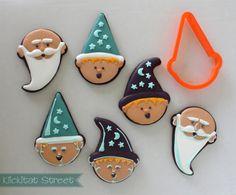 Wizard Cookies using an Ice Cream Cone | Klickitat Street