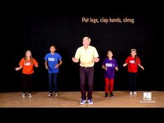 """John Jacobson and friends show us how to dance to the song """"Supercalifragilisticexpialidocious"""" from Walt Disney's Mary Poppins written by Richard M. Preschool Music, Music Activities, Teaching Music, Fun Songs, Songs To Sing, Kids Songs, Walt Disney Mary Poppins, Zumba Kids, Disney Songs"""