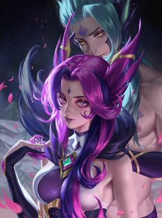 Lol League Of Legends, Rakan League Of Legends, League Of Legends Characters, Girls Anime, Kawaii Anime Girl, Rakan Lol, Red Hood Comic, League Of Legends Personajes, Legend Drawing