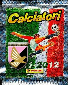 Figurine Calciatori Panini HD 2011-2012 Palermo (Panini Soccer Stickers 2011-2012 - Palermo Team)