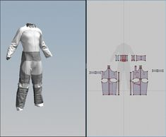 Documentation, tools and pipeline examples for Next Gen Clothing
