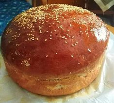 Food And Drink, Pudding, Baking, Breakfast, Ethnic Recipes, Desserts, Breads, Greek, Inspirational