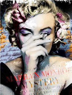 Exposição em São Paulo faz homenagem à Marilyn Monroe e Madonna