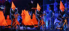 The Pet Shop Boys performed. めったに見ることできないのに、ほとんど写ってない