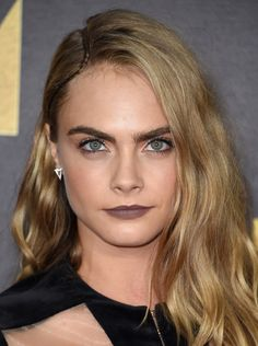 Cara Delevingne MTV Movie Awards #2016 #redcarpet