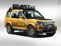 #LandRover Discovery - Photoshop