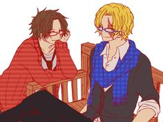 Ace and Sabo