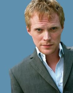 Paul Bettany. One of my fav English men!