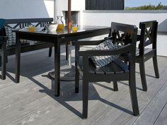 Krzesło Skagerak Drachmann Black