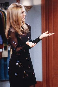 Rachel Green Friends TV Series Best Quotes Jennifer Aniston (Vogue.co.uk)