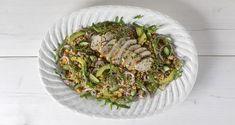 Σαλάτα με ρεβίθια, κοτόπουλο και αβοκάντο Συνταγή | Άκης Πετρετζίκης
