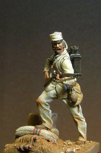 the indian mutiny: 91st reg