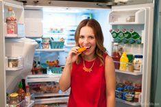 What's In My Fridge - Here is a tour of my fridge with some great options for healthier alternatives and tips Rachel Hollis, Fashion, Healthy Foods, Health Snacks, Healthy Food Recipes, Tutorials, Health, Moda, Fasion