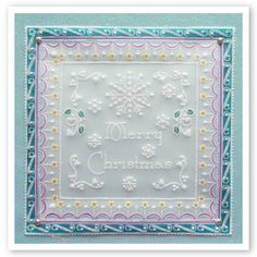 HOCHANDA TV SHOWS Back to back! – Barbara Gray Blog Little Christmas, Christmas Cards, Christmas Ideas, Butterfly Dragon, Monarch Butterfly, Barbara Gray Blog, Parchment Cards, Butterfly Template, Silk Ribbon Embroidery