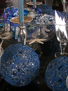 Red Couch Recipes: Percy Jackson and the Lightning Thief Birthday Party and Tablescape