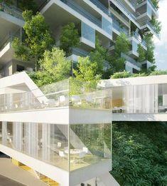 Boulogne Billancourt Highrise