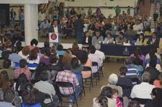 Carlos Estrada convoca a la comunidad a participar de las decisiones y políticas públicas del Gobierno de Iztacalco