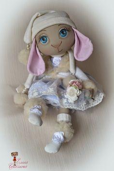 Soul of a rag doll: Тося и Снежинка