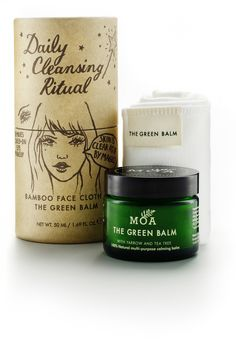 Check out our new green beauty arrivals at The Choosy Chick!