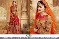 Buy Apparels- Prachi Desai Red Colour Banglori Silk Bollywood Inspired Lehenga Choli