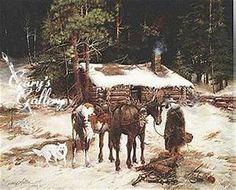 Frederic Remington: Mountain Man