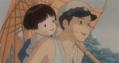 Grave of the Fireflies beautiful, magical, heart-wrenching anti-war movie ! Hayao Miyazaki, Hotaru No Haka, Grave Of The Fireflies, Cute Cat Memes, Studio Ghibli Movies, Kawaii Illustration, My Neighbor Totoro, Animation, Art Drawings Sketches
