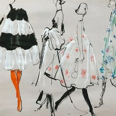 """1,509 Likes, 12 Comments - Jeanette Getrost (@jeanettegetrost) on Instagram: """"Warm ups inspired by @balenciaga"""""""