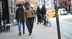 New York City Street Style: January 5, 2015 - Four Pins
