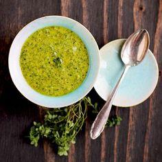 Lemon Thyme Pesto Vinaigrette