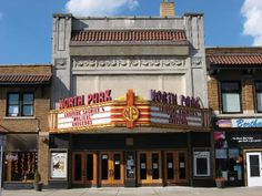 Saw a lot of movies here as a kid!  Hertel Ave.-North Buffalo